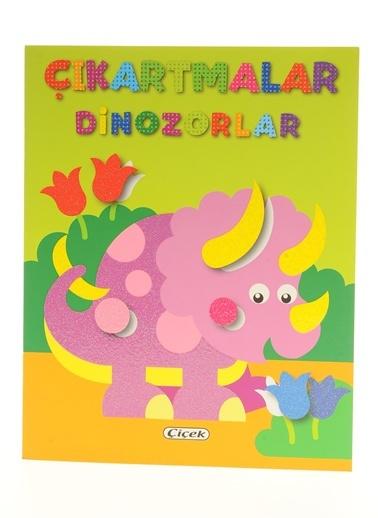 Kolay Çıkartmalar-Dinozorlar-2-Çiçek Yayıncılık